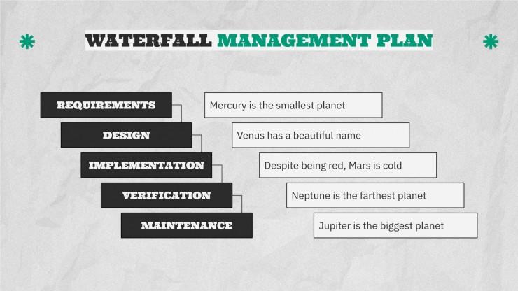Boîte à outils de consultation environnementale : Modèles de présentation