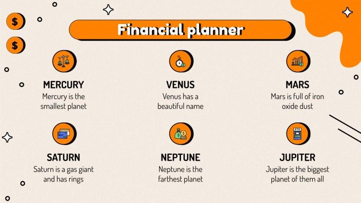 World Financial Planning Day presentation template