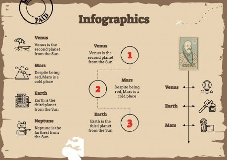 Travel Agency Brochure presentation template