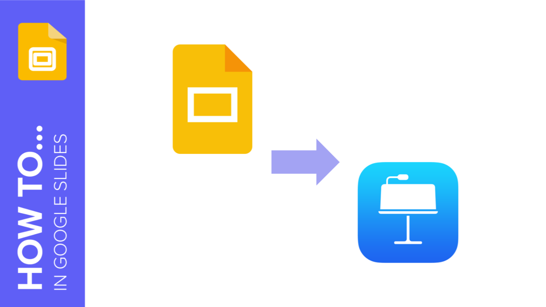 How to Convert from Google Slides to Keynote | Quick Tips & Tutorial for your presentations