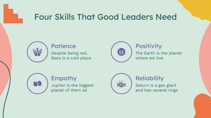 Leadership Common Mistakes presentation template