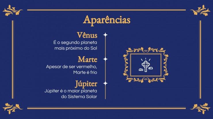 Unsere Liebe Frau von Aparecida Präsentationsvorlage