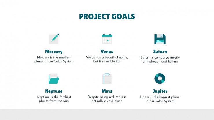 Plantilla de presentación Proyecto de investigación