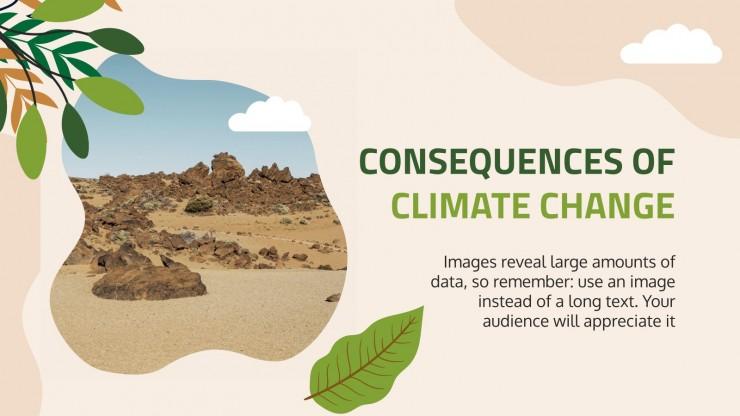 Modelo de apresentação Tese de estudos sociais: Mudança climática