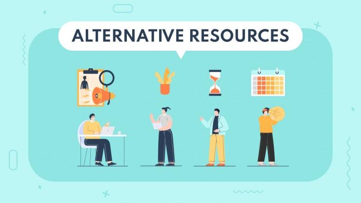 Employment Agency presentation template
