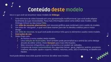 Bossa Nova Is Great! Minitheme presentation template