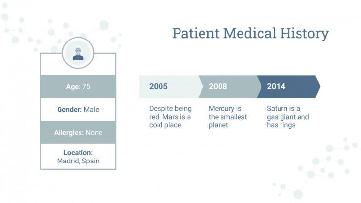 Cas clinique d'immunologie : Modèles de présentation