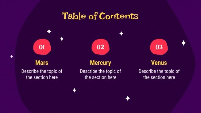 It's Magic presentation template