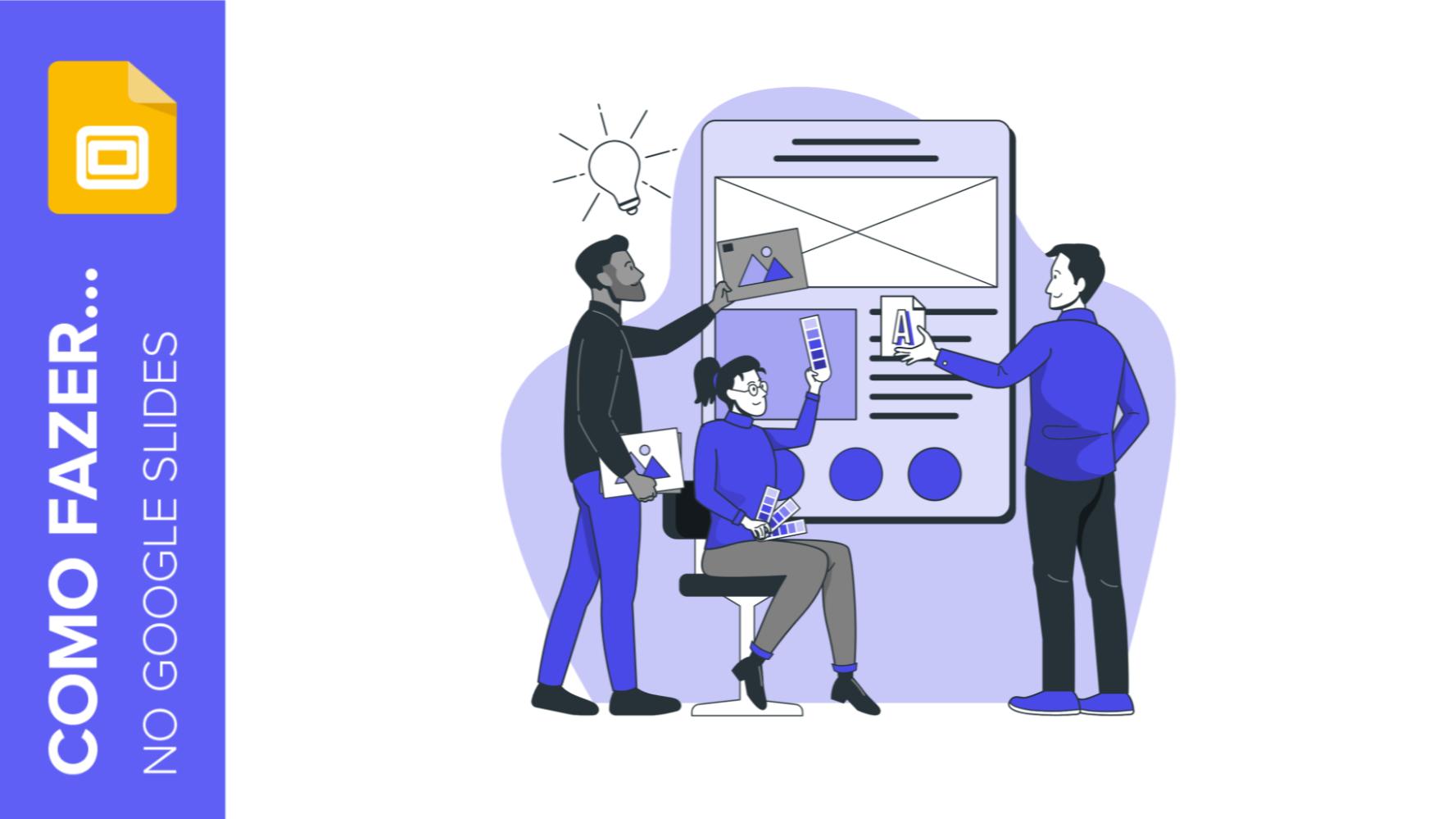 Como criar um banner no Google Slides | Tutoriais e Dicas de apresentação