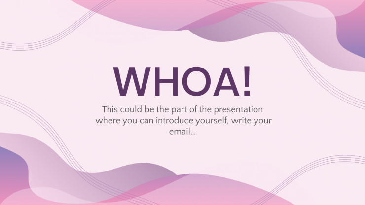 Local Infirmary presentation template