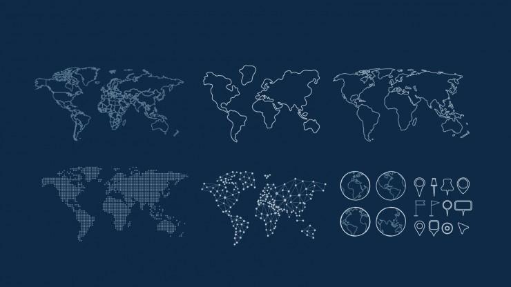 Plan marketing contenu visuel : Modèles de présentation