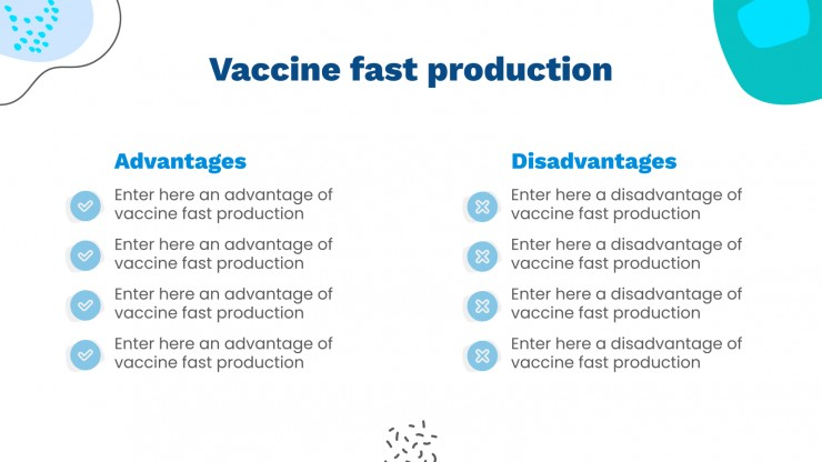 Modelo de apresentação Pesquisa de vacina