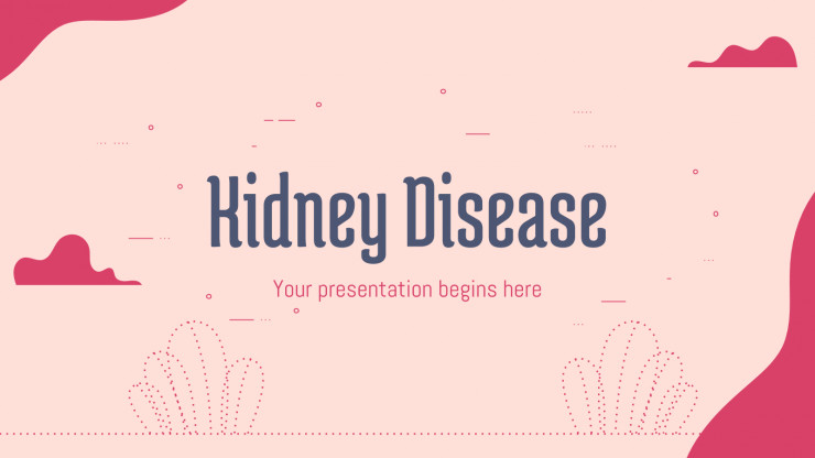 Plantilla de presentación Enfermedad renal