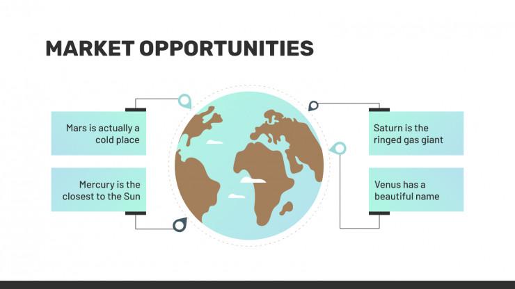 Retail Trends presentation template