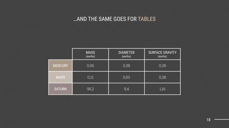 Business Pitch Deck presentation template