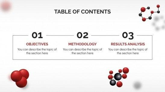 Microbiology Breakthrough presentation template