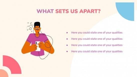 Mental Health Awareness presentation template