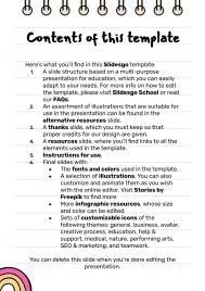 Carnet de notes du collège : Modèles de présentation