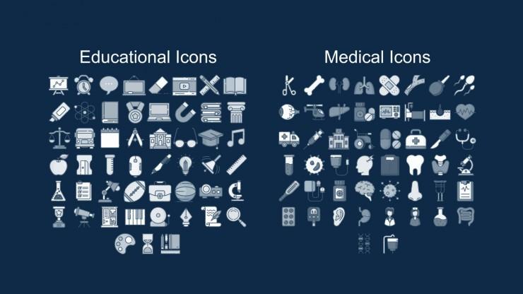 Timeline médical mensuel : Modèles de présentation