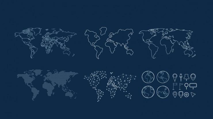 Modelo de apresentação Tese de geografia política