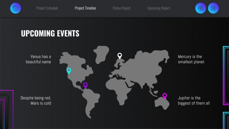 Nontic Interactive Meeting presentation template