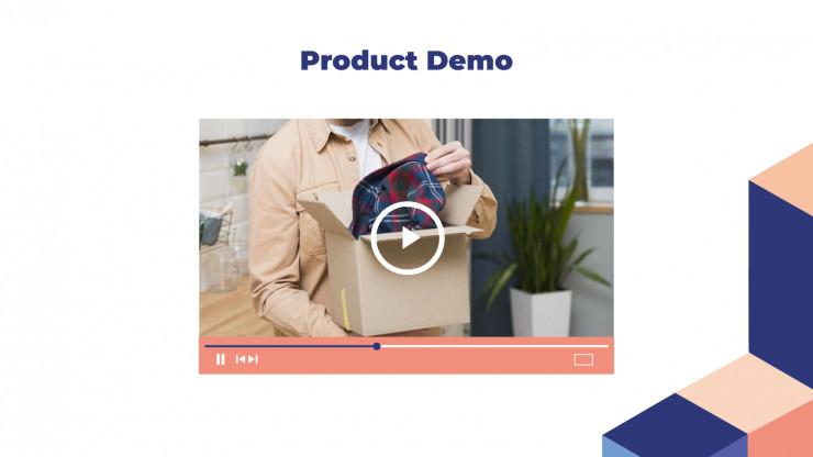 Pitch Deck pour grossiste : Modèles de présentation