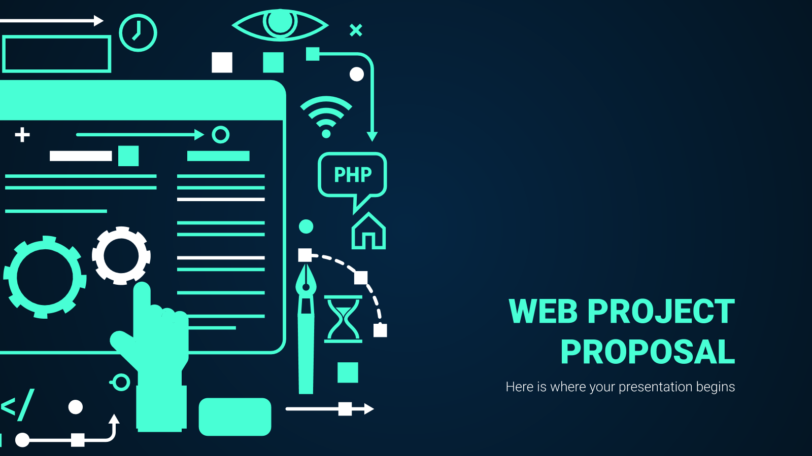 Proposition de projet Web : Modèles de présentation