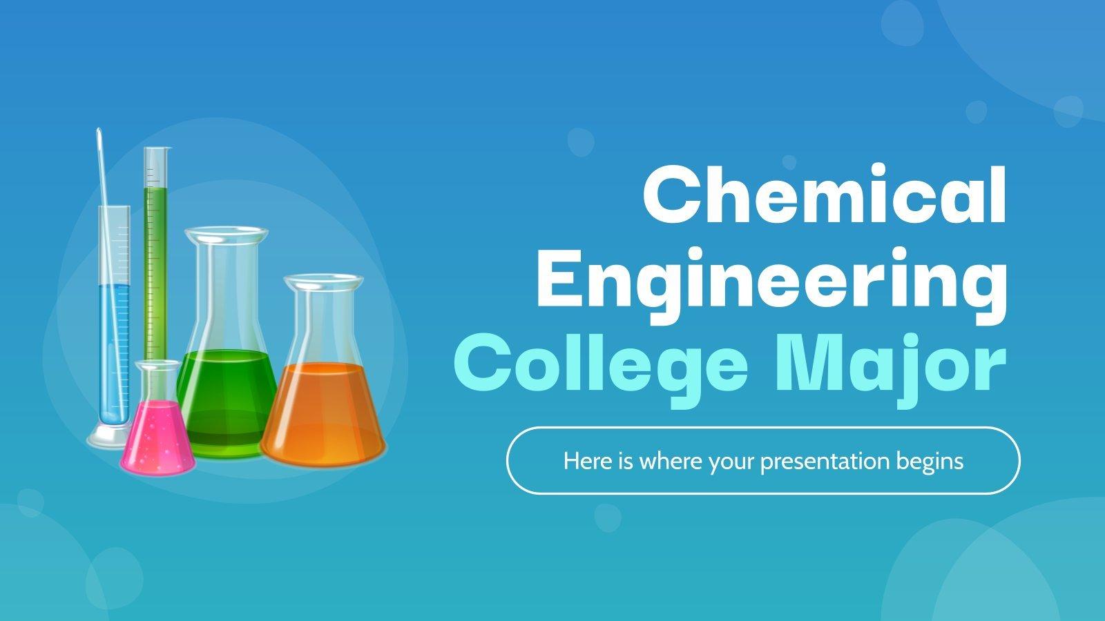 Plantilla de presentación Grado en ingeniería química