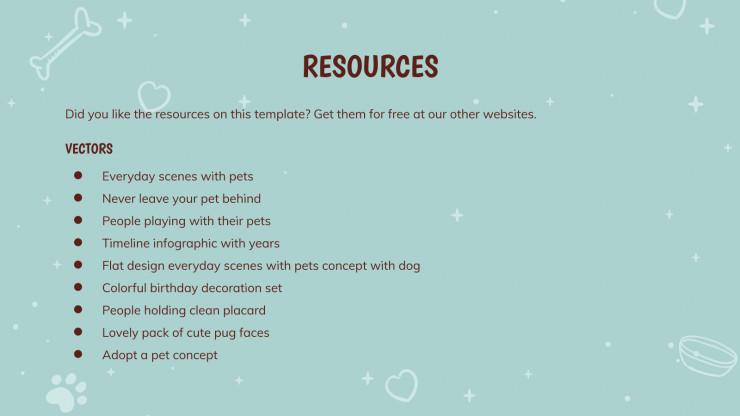 Comment dresser votre chiot : Modèles de présentation