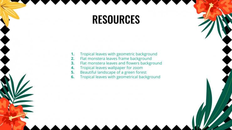 Ecola CSR Consulting presentation template
