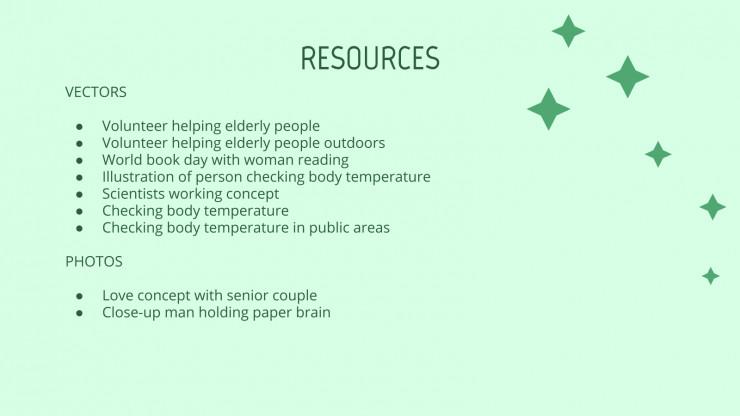 Plantilla de presentación Avances sobre el alzhéimer