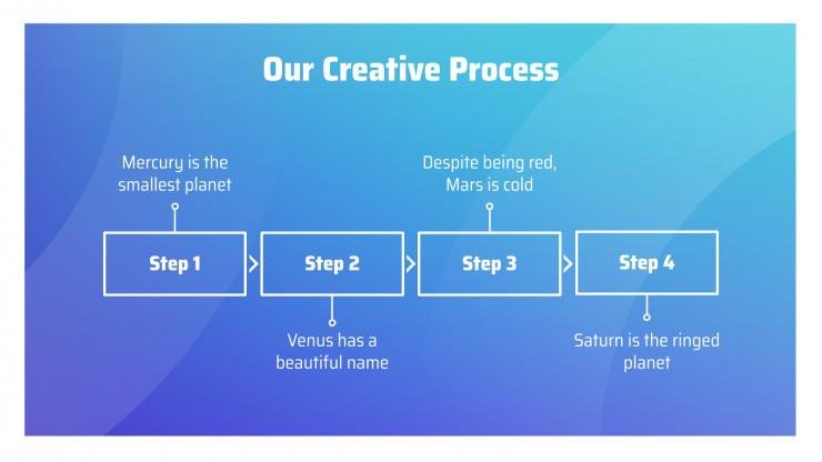 Streaming Series Platform presentation template