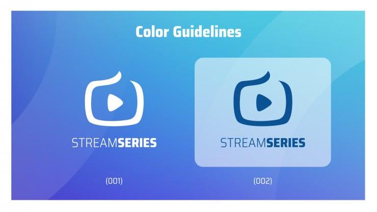 Plate-forme de séries en Streaming : Modèles de présentation