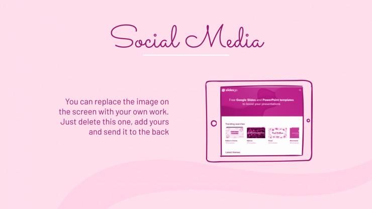 Breast Cancer Awareness presentation template