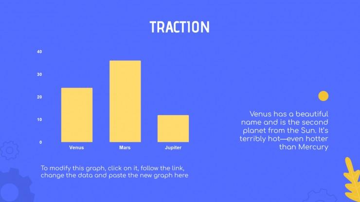 Crobot Pitch Deck presentation template