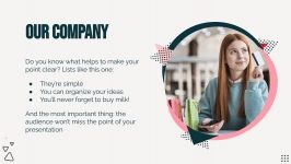 Sales Season presentation template