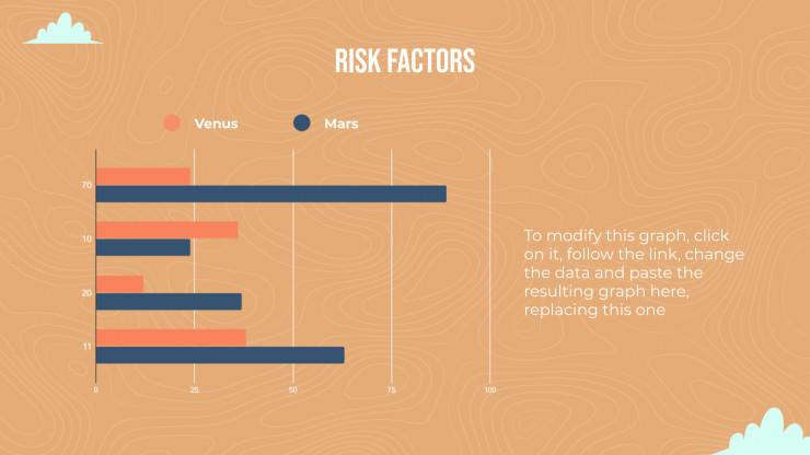 Modelo de apresentação Slides sobre a malária