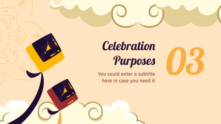 Makar Sankranti Festivity presentation template