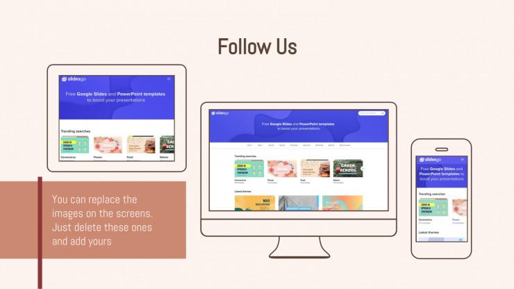 Centre de bien-être : Modèles de présentation