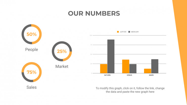 Modelo de apresentação Perfil da empresa Blace