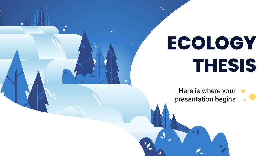 Modelo de apresentação Tese de ecologia