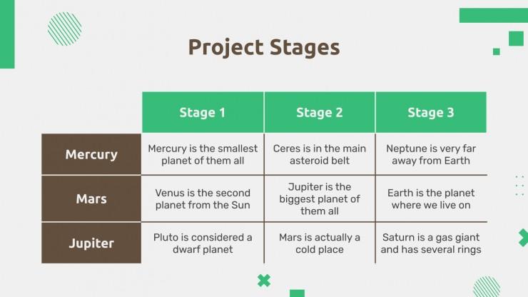 Proposition de projet Atomy : Modèles de présentation