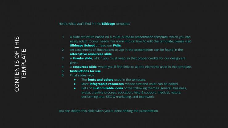 Cyber Monday néon : Modèles de présentation
