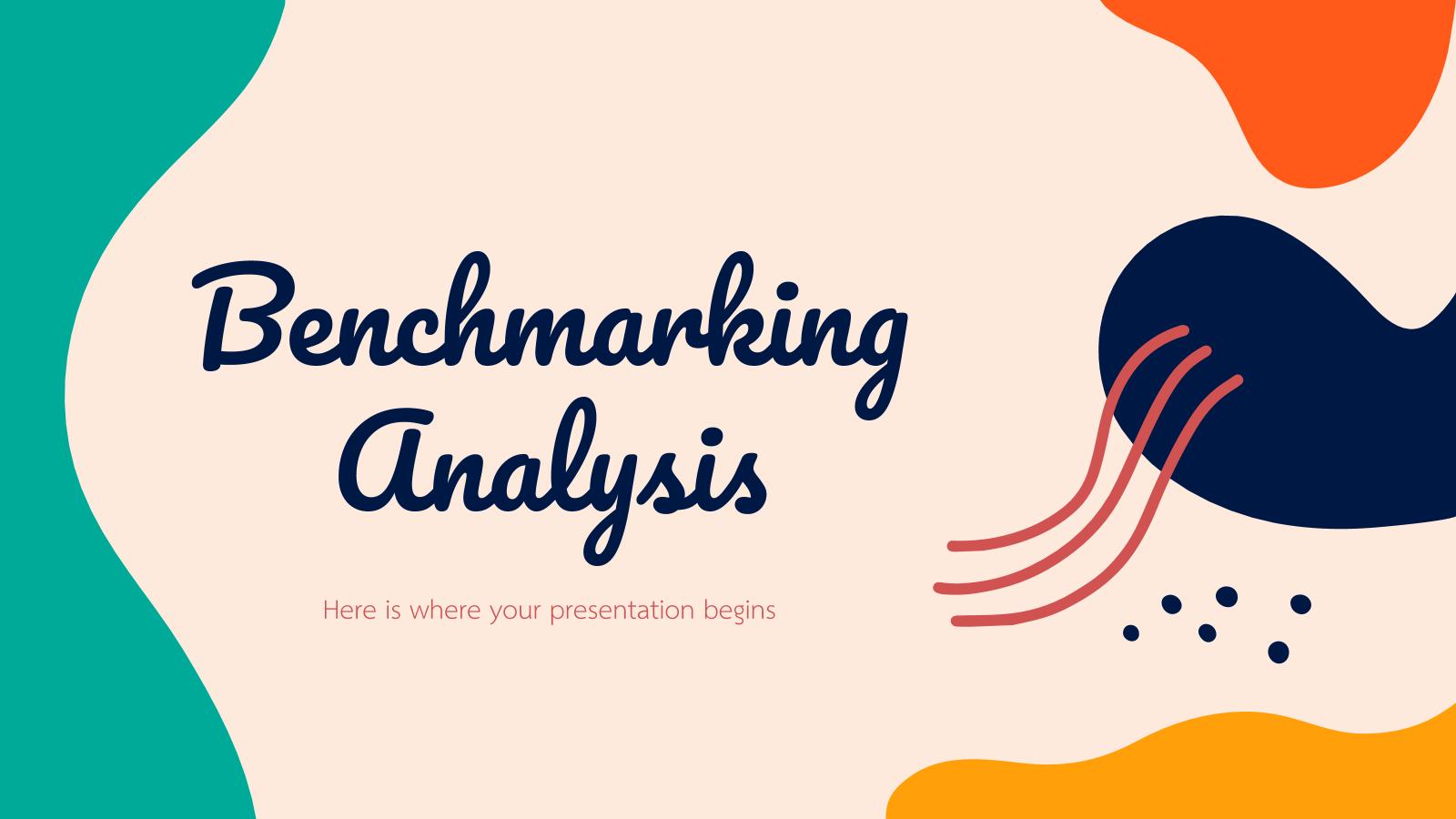 Modelo de apresentação Análise de benchmark