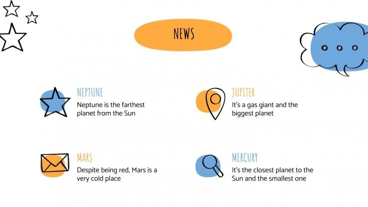 Newsletter Crand : Modèles de présentation