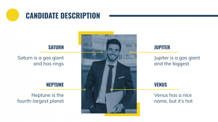 Political Party Campaign presentation template