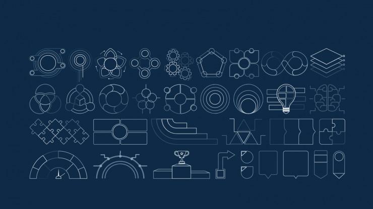 Carnet de croquis : Modèles de présentation