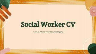 CV de travailleur social : Modèles de présentation