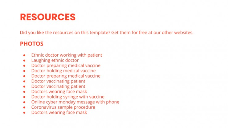 Centre de santé Sance : Modèles de présentation