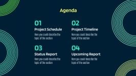 Innovo AI Meeting presentation template
